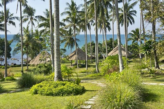Shantaa Koh Kood : view from the huts