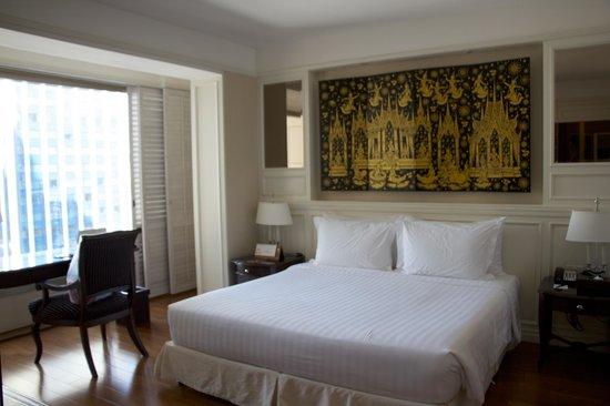 Grande Centre Point Hotel Ratchadamri: Bedroom - Suite