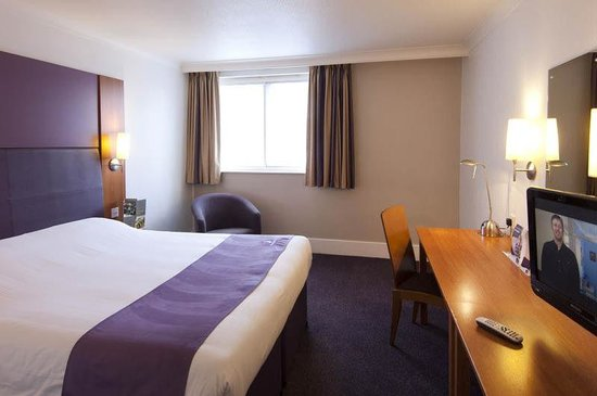 Premier Inn Glasgow (Paisley) Hotel: Double
