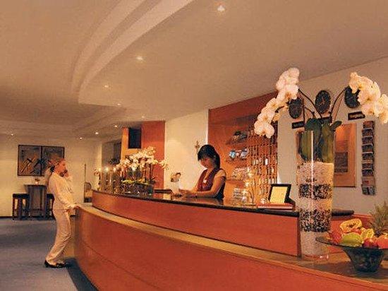 Center Hotel Alte Spinnerei: Interior