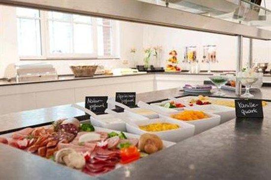 Center Hotel Alte Spinnerei: Gastronomy