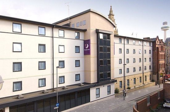 Premier Inn Liverpool City Centre (Moorfields) Hotel