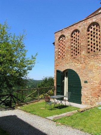 Borgo Di Colleoli Resort Tuscany: granaio