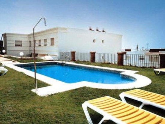 Hotel San Blas: Exterior