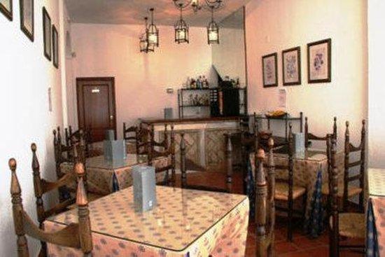 Hotel San Blas: Gastronomy