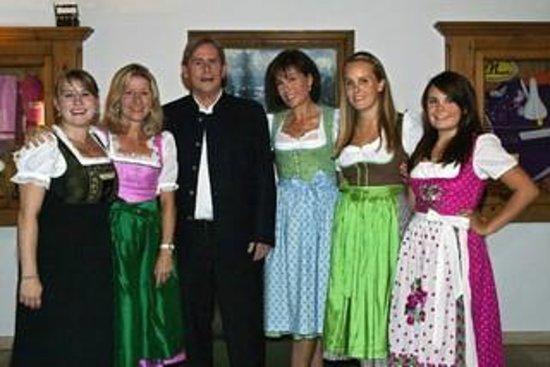 Sporthotel Schönruh: Ihre Gastgeberfamilien