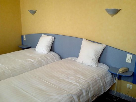 Hôtel le Chapon Fin : Chambre Twin Standard