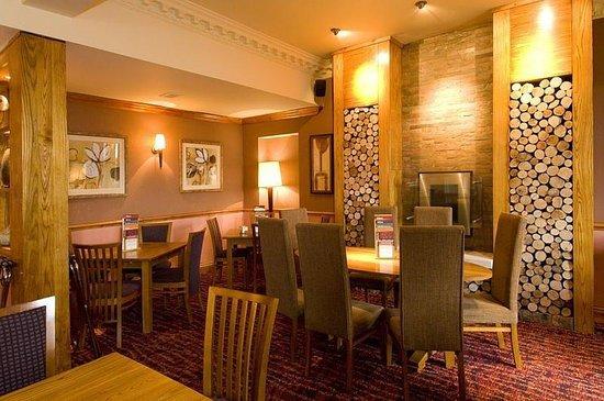 Premier Inn Liverpool (Roby) Hotel: Restaurant