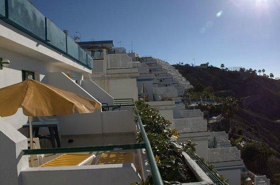 Apartamentos Palmera Mar : Hotel