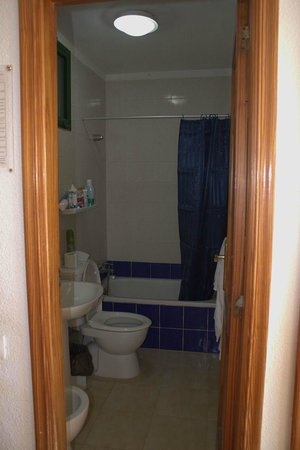Apartamentos Palmera Mar: bathroom