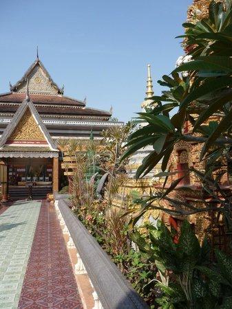 Angkor Riviera Hotel: Tempel in der Nachbarschaft
