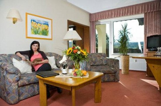 Sonnenhotel Wolfshof: Room