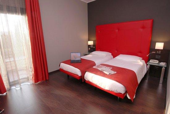 Hotel Pergola: Camera doppia