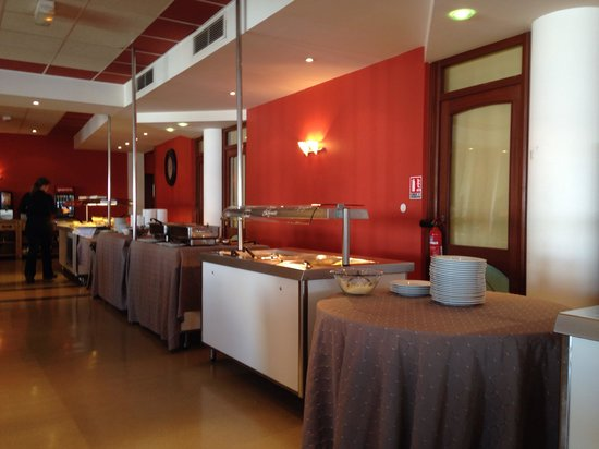 Les Villages Clubs du Soleil Arc 1800 : Restaurant !