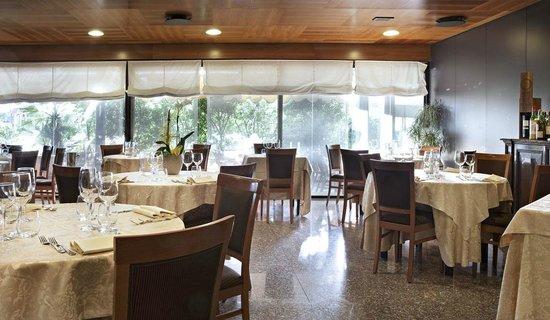 Hotel Pergola : Sala ristorante