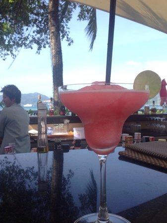 Amari Phuket: The Strawberry Daiquiri's are amazing!