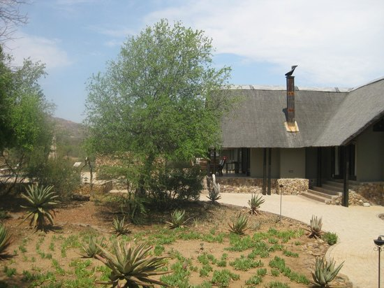 Morokolo Game Lodge : View from room