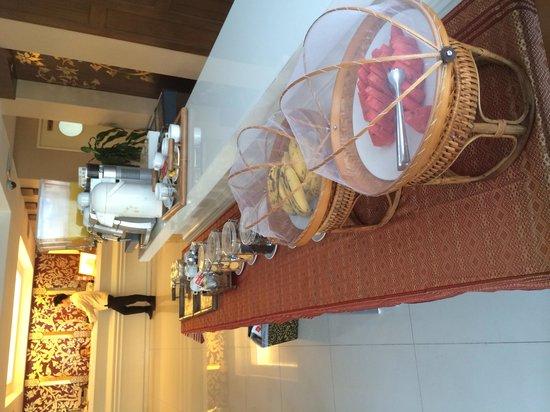 Mariya Boutique Residence at Suvarnabhumi Airport: Free all day snack bar