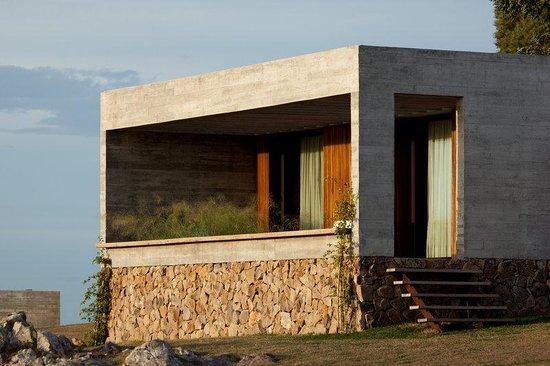 Hotel Fasano Punta del Este: Bungalows Veranda Detail