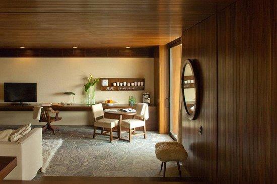 Hotel Fasano Punta del Este: Bungalow Suite - Interior