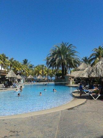 Isla Caribe Beach Hotel : Instalaciones enero 2014