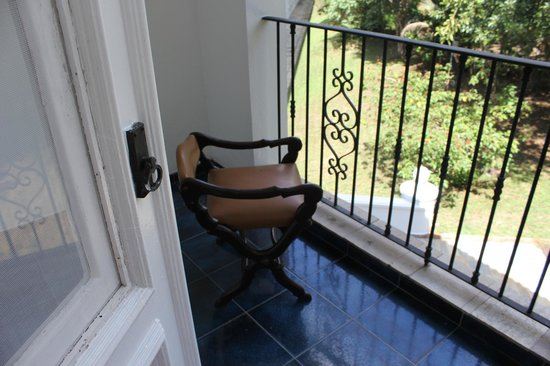 Tropical Manaus Ecoresort: Балкон