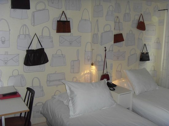 Hotel The Exchange : 'The Handbag Room'