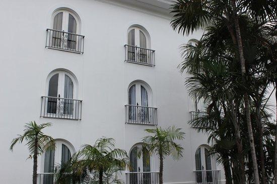 Tropical Manaus Ecoresort: Внутренний двор