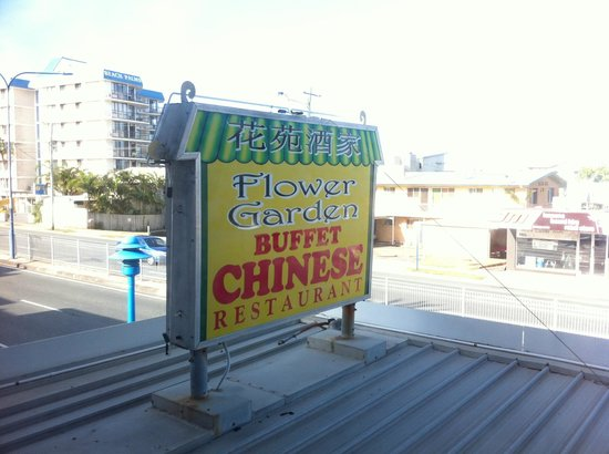 We Re Just Off The Gold Coast Highway Picture Of Flower Garden Chinese Buffet Restaurant