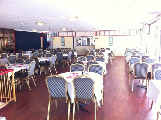 Flower Garden Chinese Buffet Restaurant Plenty Of Room To Cater For All Occasions