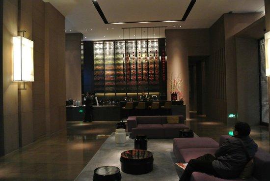 The East Hotel Hangzhou: ロビー