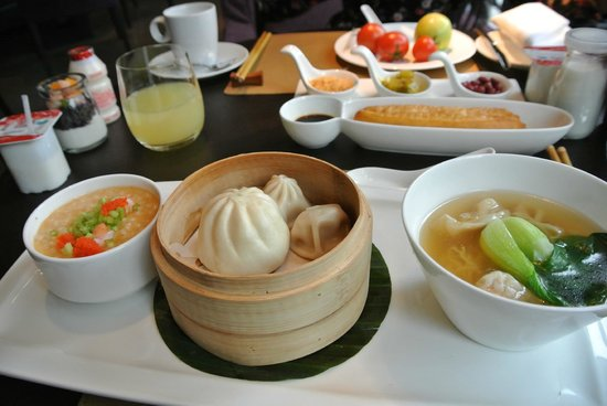 The East Hotel Hangzhou: 朝食(有料)