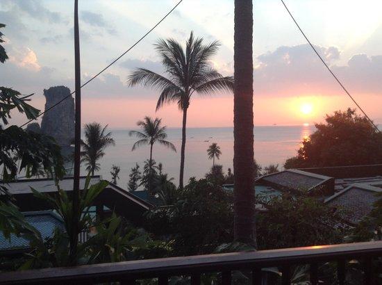 Centara Grand Beach Resort & Villas Krabi: Sunset from Villa 2021