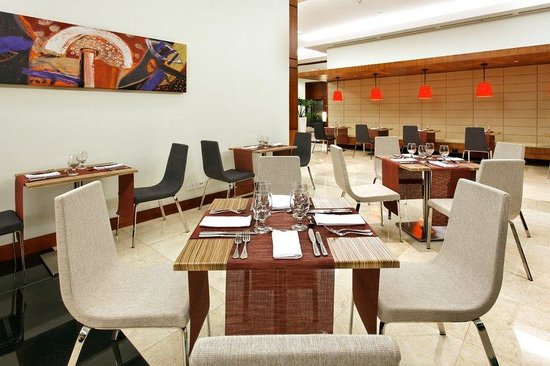 Holiday Inn San Jose-Escazu: Restaurant