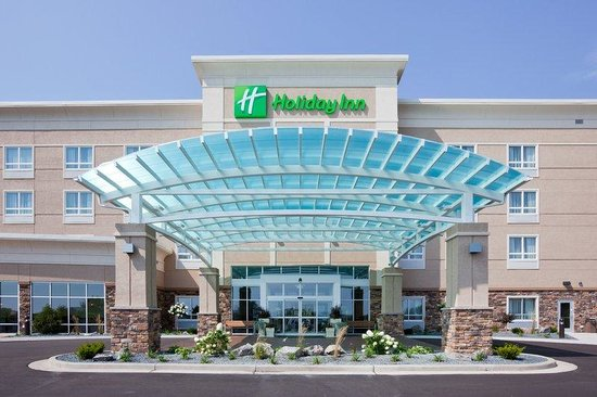 Holiday Inn Eau Claire South I-94: Hotel Exterior