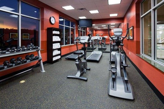 Holiday Inn Eau Claire South I-94 : Fitness Center