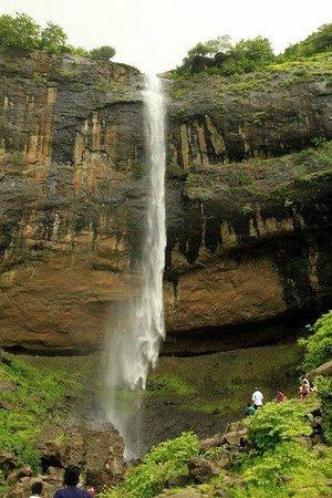 Pandavkada Falls: pristine