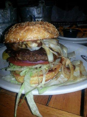 Texas Roadhouse : Burger