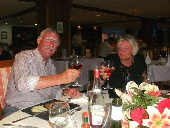 H10 Costa Adeje Palace : Une soirée en amoureux 49 ans de mariage !!!