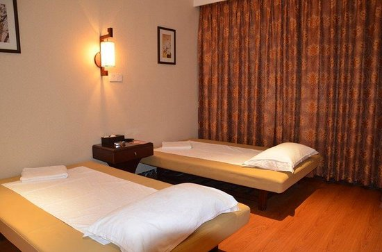 Fuqiao Hotel: Massage Room