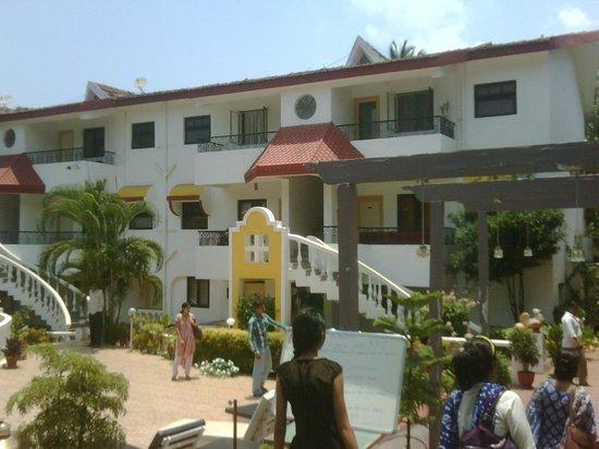 Alegria - The Goan Village: day view