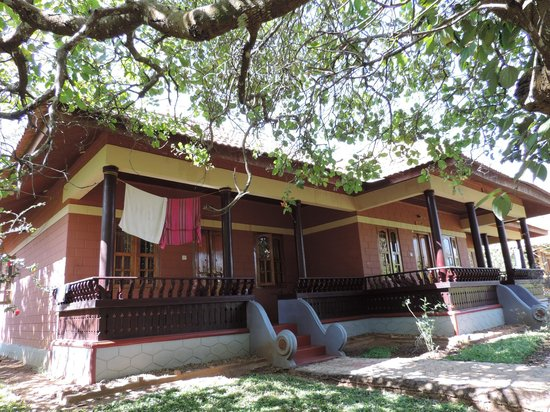 Ayurveda Yoga Villa: Rooms nearest to the mainhouse