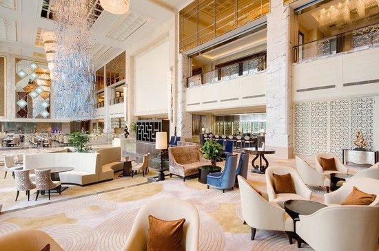 Sheraton Qingdao Jiaozhou Hotel: Lobby Lounge