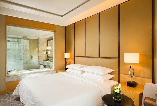 Sheraton Qingdao Jiaozhou Hotel: Deluxe King Room