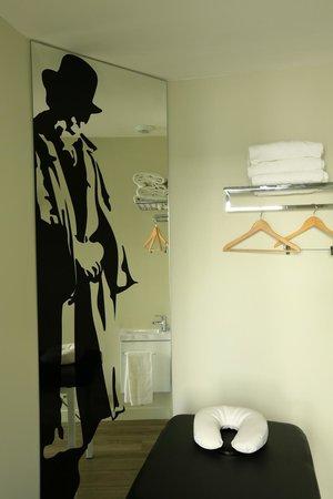 Hôtel Cezanne : Salle de massage
