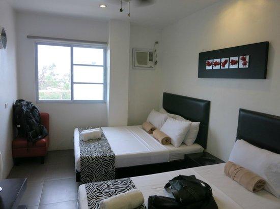 Micasa Lodge : Zimmer