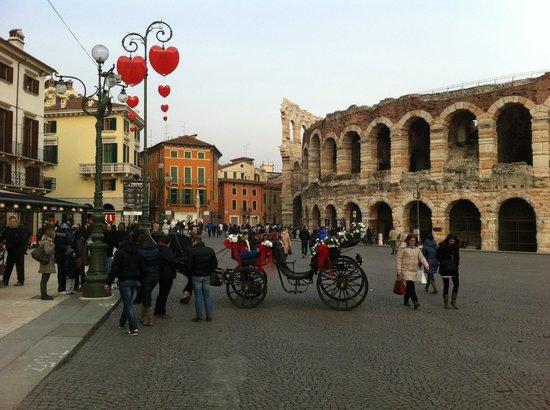 Arena di Verona: Valentine's Day in Verona