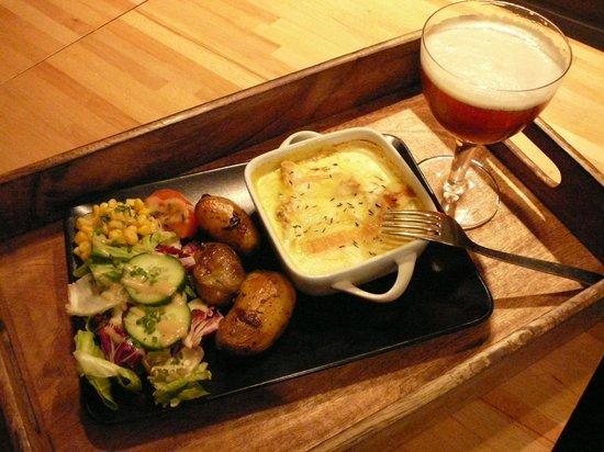 Soul kitchen : la cassolette de poulet maroilles