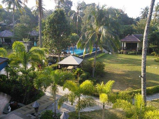 Bailan Beach Resort: vue complexe