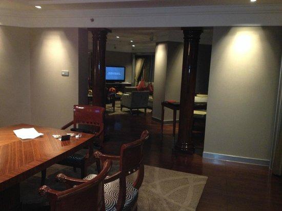 InterContinental Bangkok: Diplomatic Suite